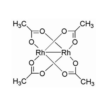 title='Rhodium (II)  acetate dimer'