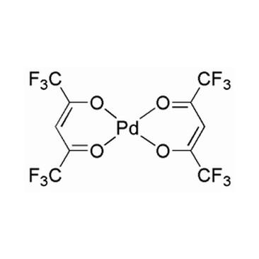 title='Palladium (II)  hexafluoroacetylacetonate'