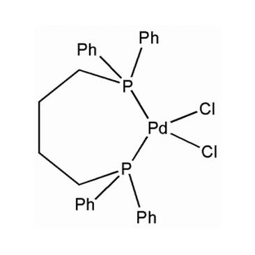title='Dichloro[ bis (1,4-diphenylphosphino) butane ] palladium (II) '