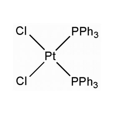 title='cis-Dichlorobis (triphenylphosphine) platinum (II) '