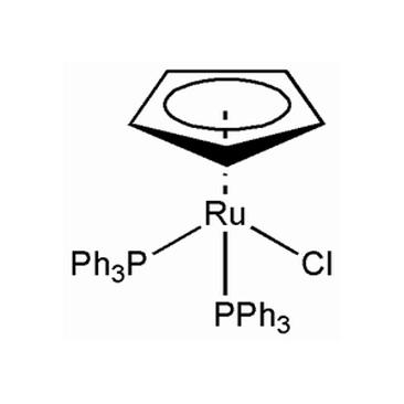 title='Chlorocyclopentadienylbis (triphenylphosphine) ruthenium (II) '