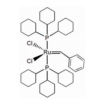 title='Benzylidene-bis (tricyclohexylphosphine) dichlororuthenium'