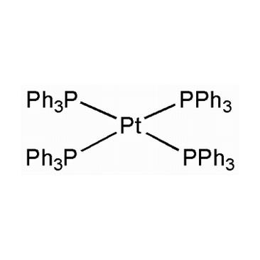 title='Tetrakis (triphenylphosphine) platinum (0) '