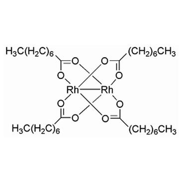 title='Rhodium (II)  octanoate dimer'