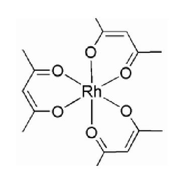 title='Rhodium (III)  acetylacetonate'