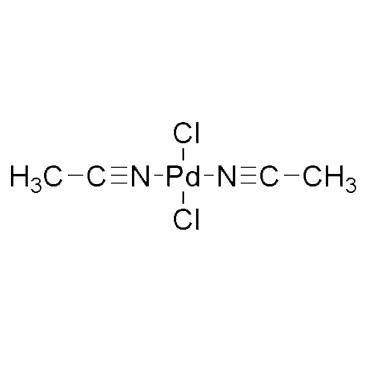 title='Bis (acetonitrile) dichloropalladium (II) '