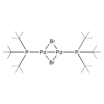 title='Bromo (tri-tert-butylphosphine) palladium (I)  dimer'