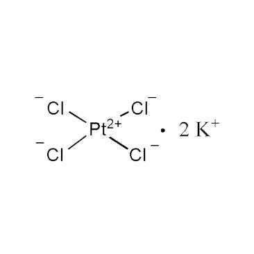 title='Potassium tetrachloroplatinate (II) '