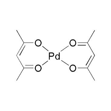 title='Palladium (II)  acetylacetonate'