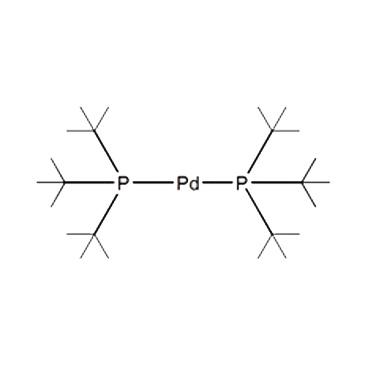 title='Bis (tri-tert-butylphosphine) palladium (0) '
