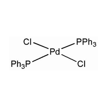 title='Dichlorobis (triphenylphosphine) palladium (II) '