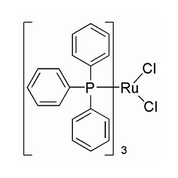 title='Dichlorotris (triphenylphosphine) ruthenium (II) '