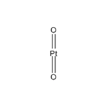 title='Platinum (IV)  oxide, anhydrous'