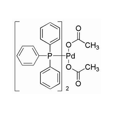 title='Diacetatobis (triphenylphosphine) palladium (II) '