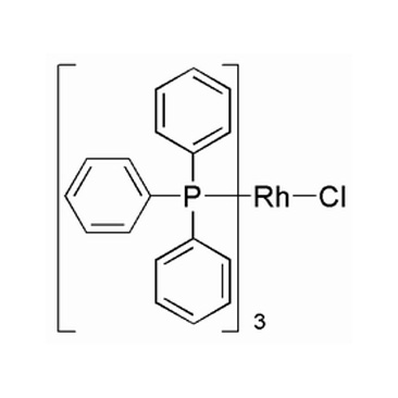 title='Chlorotris (triphenylphosphine) rhodium (I) '