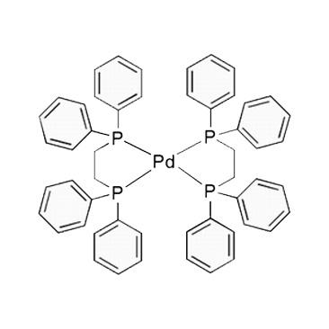 title='Bis[ 1,2-bis (diphenylphosphino) ethane ] palladium (0) '