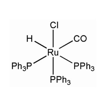 title='Carbonylchlorohydridotris (triphenylphosphine) ruthenium (II) '