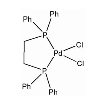 title='Dichloro[ bis (1,2-diphenylphosphino) ethane ] palladium (II) '