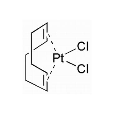 title='Dichloro (1,5-cyclooctadiene) platinum (II) '