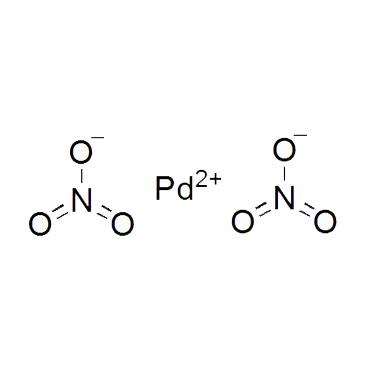 title='Palladium (II)  nitrate hydrate'
