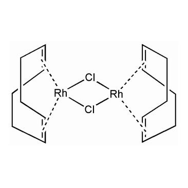 title='Chloro (1,5-cyclooctadiene) rhodium (I)  dimer'