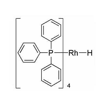 title='Hydridotetrakis (triphenylphosphine) rhodium (I) '