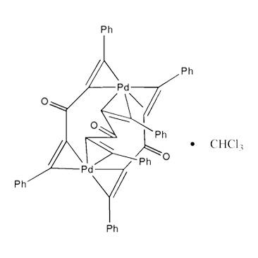title='Tris (dibenzylideneacetone) dipalladium (0) -chloroform adduct'