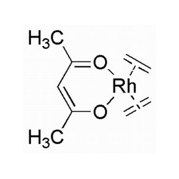 title='Acetylacetonatobis (ethylene) rhodium (I) '