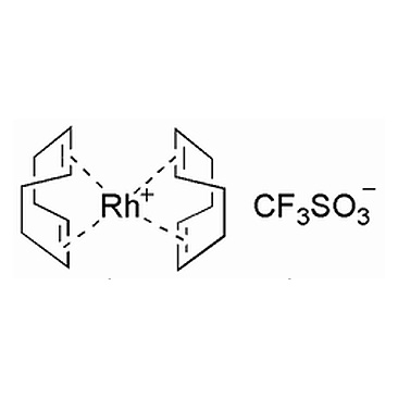 title='Bis (1,5-cyclooctadiene) rhodium (I)  trifluoromethanesulfonate'