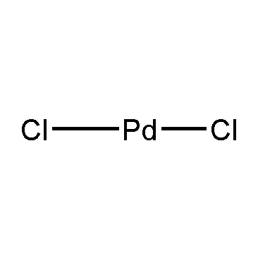 title='Palladium (II)  chloride'