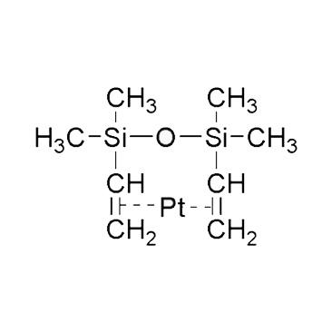 title='Platinum  (0) -1,3-divinyl-1,1,3,3-tetramethyldisiloxane complex, soln.'