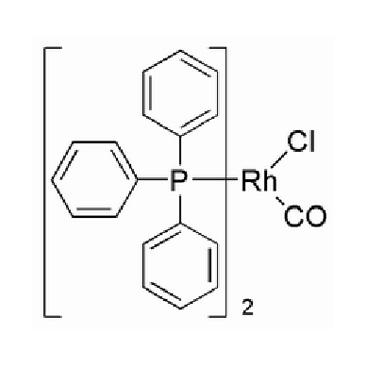title='Carbonylchlorobis (triphenylphosphine) rhodium (I) '