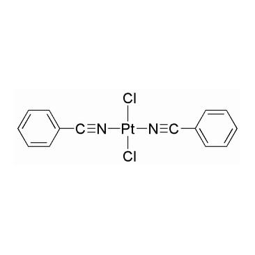 title='Bis (benzonitrile) dichloroplatinum (II) '