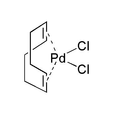 title='Dichloro (1,5-cyclooctadiene) palladium (II) '