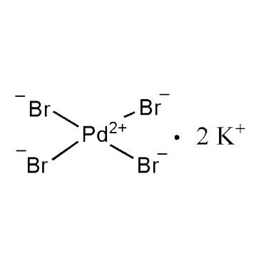 title='Potassium tetrabromopalladate (II) '