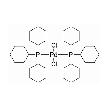 title='Dichlorobis (tricyclohexylphosphine) palladium (II) '