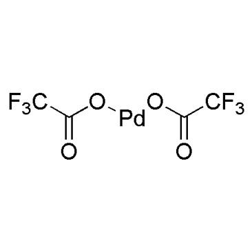 title='Palladium (II)  trifluoroacetate'