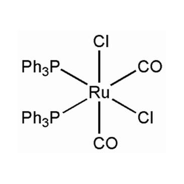 title='Dichlorocarbonylbis (triphenylphosphine) ruthenium  (II) '
