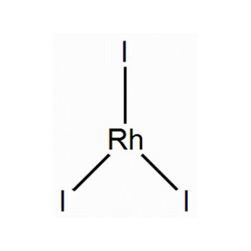 title='Rhodium (III)  iodide'
