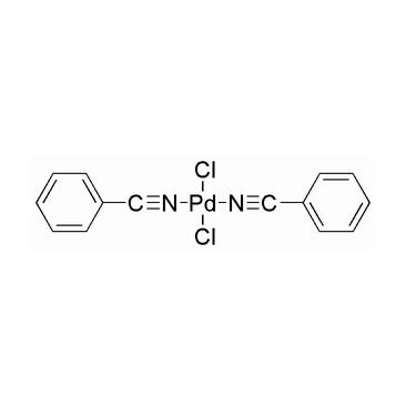 title='Bis (benzonitrile) palladium (II)  chloride'